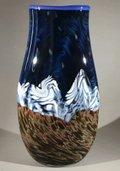 """Ryan Bavin, """"Summit Vase Series,"""" 2018"""