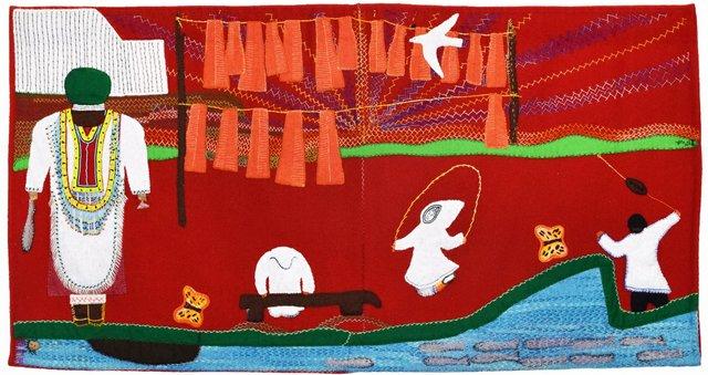 "Janet Nungnik, ""Untitled,"" 2005"