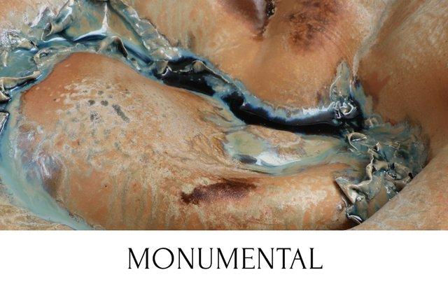 """Meira Mathison, """"Monumental,"""" 2019"""