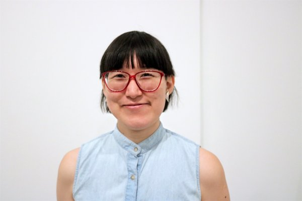 Jocelyn Piirainen (photo courtesy Inuit Art Foundation)