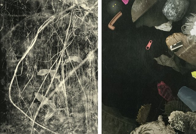"Angela Snieder, ""Erosion 3,"" 2015"