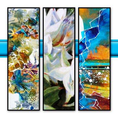 "Terri Heinrichs, ""Calgary Community Painters Society Spring Show,"" 2019"