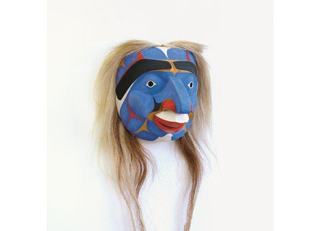 "Beau Dick, ""Nu-Tla-Ma (Fool Dance), circa 1980"
