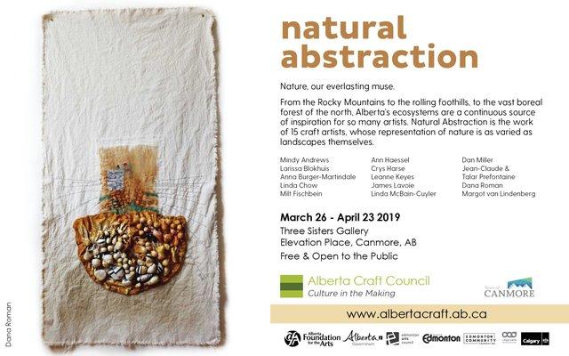 Natural Abstraction, 2019
