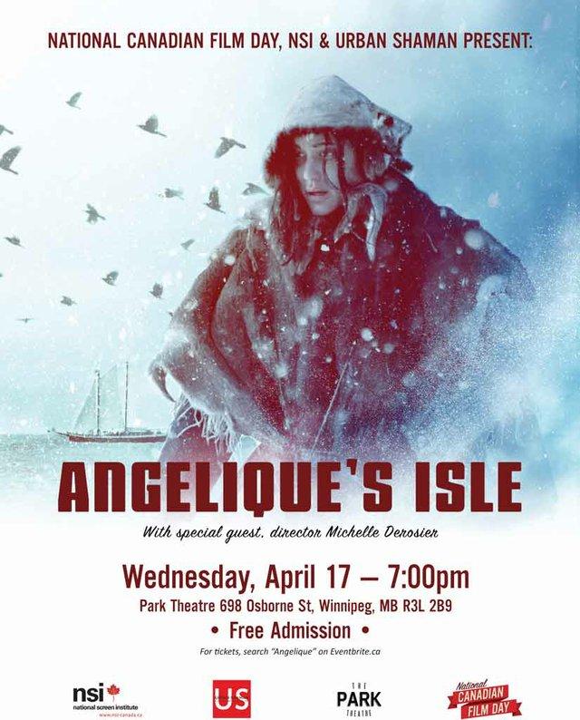 """""""Angelique's Isle,"""" 2019"""