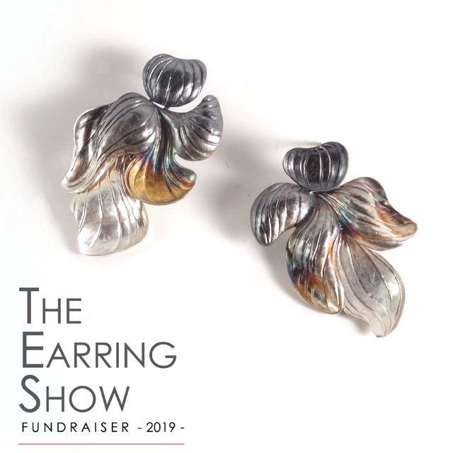 """Erin Christensen, """"Dance Earrings,"""" 2018"""