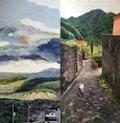 "Heather Cline & Edie Marshall, ""TOURIST/TURISTA, 7 days / 7 moments,"" 2019"