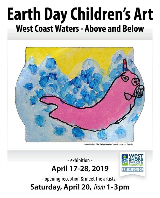 Earth Day Children's Art, 2019