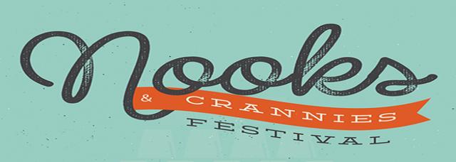 Nooks & Crannies Festival, 2019