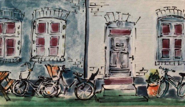 bikebuilding tile – Version 3