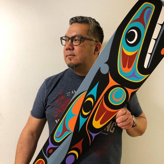 Maynard Johnny Jr. / Kwakwaka'wakw & Coast Salish Nations