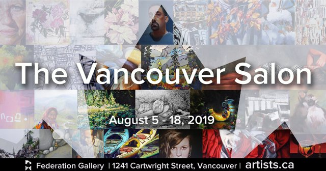 """Federation of Canadian Artists, """"Vancouver Salon,"""" 2019"""