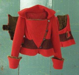 """""""Hudson's Bay Blanket: Deconstructed: Jacket"""""""