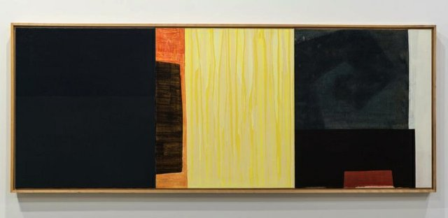 """Carroll Taylor Lindoe, """"Savage Painting #1,"""" 1991"""