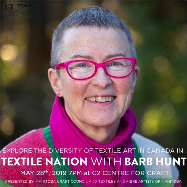 Barb Hunt, 2019