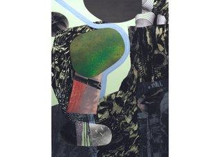 "Steve Mennie, ""Untitled,"" 2018"
