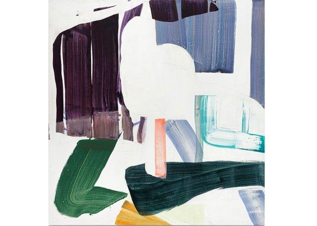 """Julie Beugin, """"Soft Obstacles, 2018"""