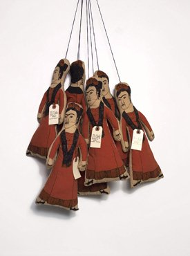 """Action Figures: Frida Kahlo"""
