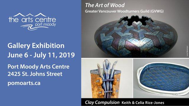 """Larry Stevenson,""""The Art of Wood,"""" 2019"""