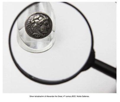 """Nickle Galleries, """"Money and Calgary: The City's History of Numismatics,"""" 2019"""