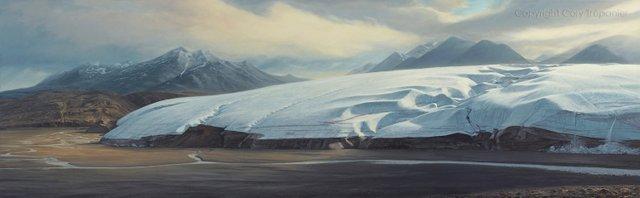 "Cory Trépanier, ""Glacierside,"" 2014"