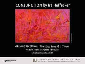 """Ira Hoffecker, """"Conjunction VI,"""" 2019"""