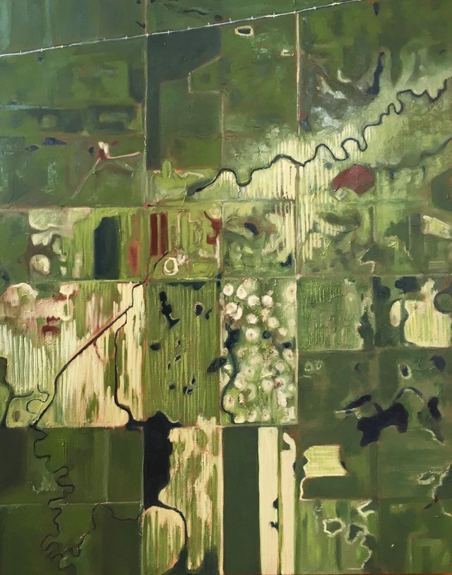 "Sara Wiens, ""Agriculture,""  2019"