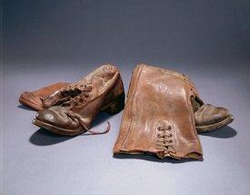 """""""John's Mountie Boots"""""""