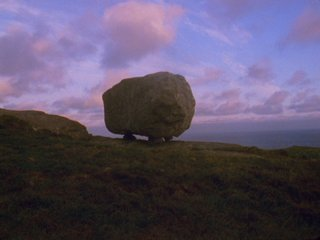 "Jessica Johnson, still from ""Hazel Isle,"" 14 minute documentary shot in Scotland"