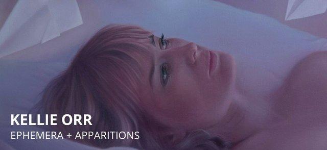 "Kellie Orr, ""ephemera + apparitions,"" 2019"