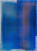 "Jonathan Forrest, ""Blue Blue Electric Blue,"" 2019"