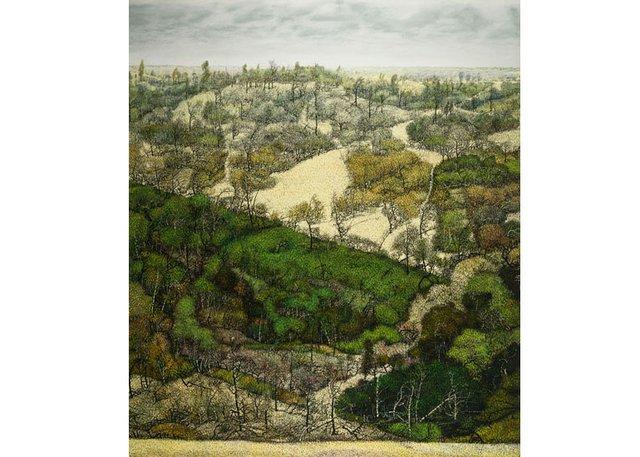 "Ivan Kenneth Eyre, ""Crystal Valley,"" 1979"