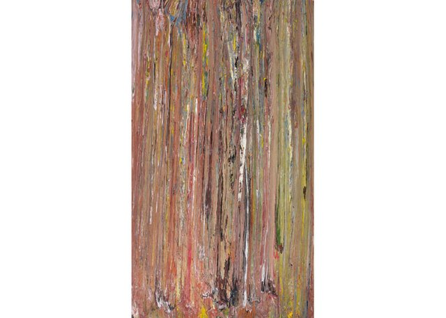 "Lawrence (Larry) Poons, ""Sayronnella,"" 1974"