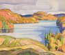 "Alfred Joseph Casson, ""Soyers Lake, Haliburton,"" 1929"