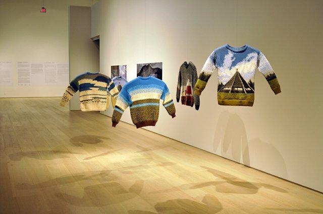 """Joar Nango, """"Sámi Shelters #1-5,"""" 2009-2019"""