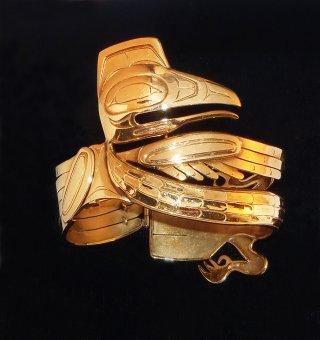 Bill Reid bracelet