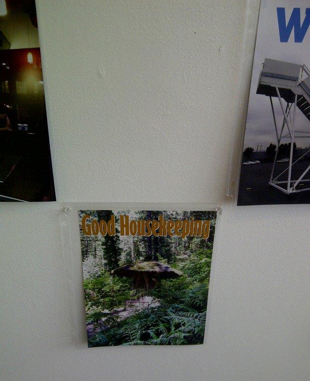 "Ho Tam, ""Magazines,"" 2014"
