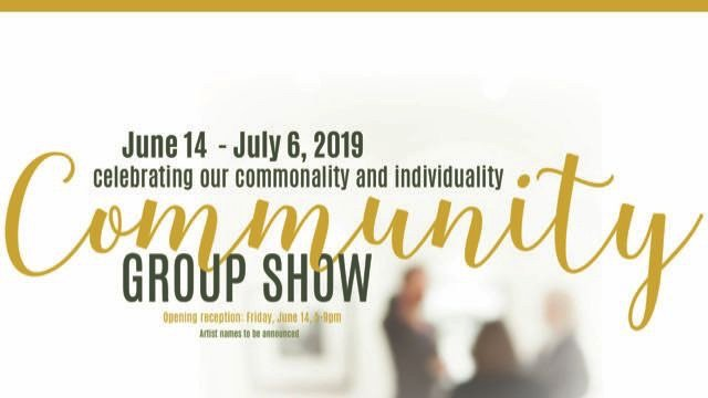 Community Group Show, 2019