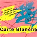"aceartinc. ""Carte Blanche | Annual Members' Exhibition,"" 2019"