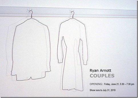 "Ryan Arnott, ""Couples,"" 2019"