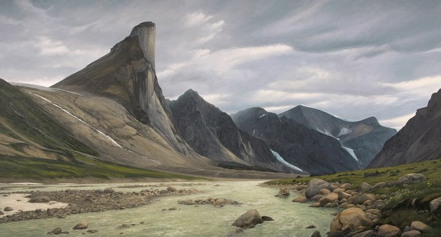 "CoryTrépanier, ""Mount Thor,"" 2008"