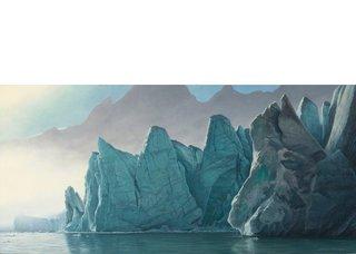 """CoryTrépanier,""""Along The Ice,"""" 2015"""