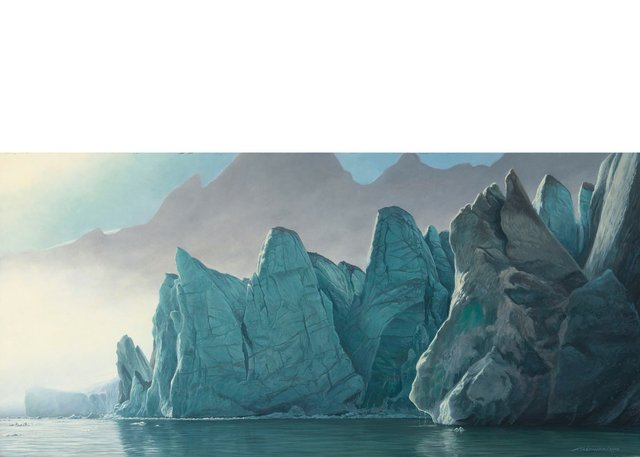 "Cory Trépanier,""Along The Ice,"" 2015"