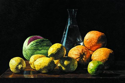 """Lemons, Oranges and Melons"""