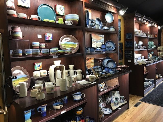 "BlueRock Gallery, ""Ceramic and Pottery Sale,"" 2019"