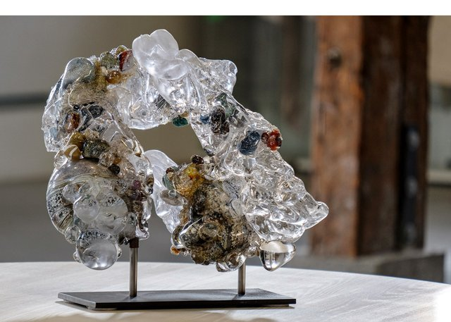 "Benjamin Kikkert, ""Copper River Fracture,"" 2019"