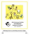 "Alberta Printmakers, ""30th Anniversary Portfolio, Futurology,"" 2019"
