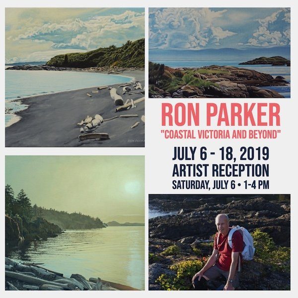 Ron Parker: Coastal Victoria and Beyond