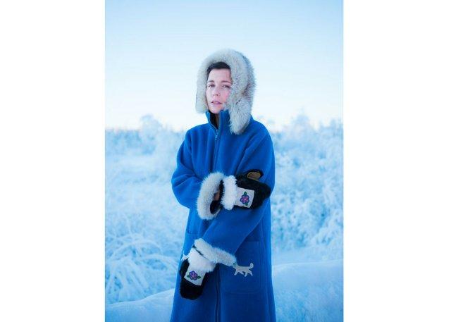 "Pat Kane, ""Makenzie Zouboules, Yellowknife,""2014"