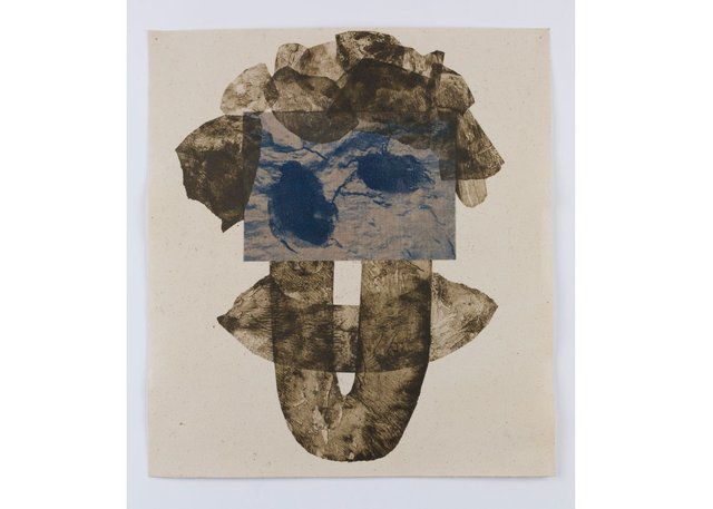 "Sean Alward, ""Mud Face,"" 2016"